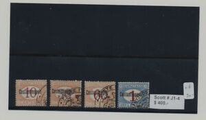 Italy/Area Used Stamp Selection Lot # 33