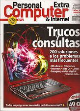 Personal Computer e Internet - Trucos y Consultas 12 - EN BUEN ESTADO!!!