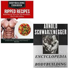 BodyBuilding Cookbook and Encyclopedia of Modern Bodybuilding 2 Books Set