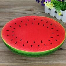 Artificial Fruits Simulation Watermelon Slices Model Fake Fruit Decor Shop Props