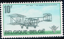 Belgium and Colonies Aviation Stamps