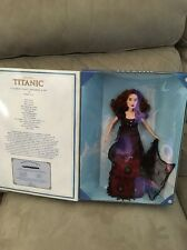 TITANIC MOTION PICTURE ROSE COLLECTOR DOLL GALOOB
