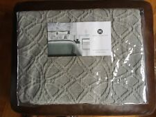 "HOTEL COLLECTION ""CONNECTION"" DESIGN FULL/QUEEN COMFORTER COVER [NEW]"