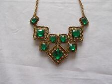 Rhinestone Bib Fashion Necklaces & Pendants