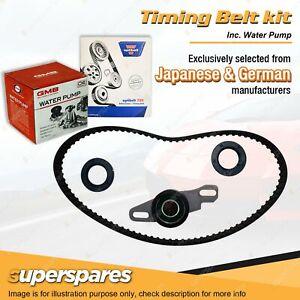 Timing belt kit & Water Pump for Suzuki Sierra Super Carry 1.0L F10A