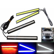 2pcs 17CM Universal COB LED Strip Car Daytime Running Fog Lamp DRL Driving Strip
