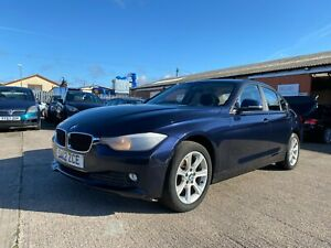 2012 Plate BMW 316D 2.0 Unrecorded Salvage HPI Clear Very Light Damage
