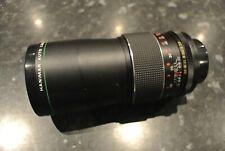 vintage Hanimex Hanimar Auto Lens 200m F3.5 Zoom Lens M42 mount