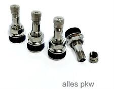 Reifenventile Metallventile Reifenventile Autoventile Ventil 4 Stück TR414 Satz