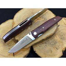 Navaja Salamandra 170083 madera de palo violeta