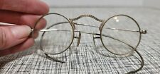 Antique Vintage Addison Round Wire Glasses
