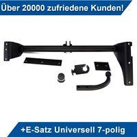 AHK Anhängerkupplung starr+ES 7p uni Für Opel Antara 07-15 Kpl