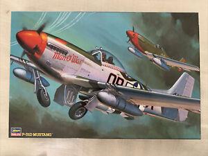 Hasagawa P-51D Mustang Model Kit 8055