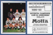 FIGURINE CALCIATORI PANINI 1989/90 - NUOVA - N.305 SQUADRA - UDINESE