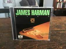 (VG) JAMES HARMAN BAND CARDS ON THE TABLE CD BT 1104 BLACK TOP RECORDS 1994