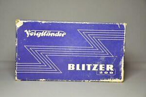 Voigtlander Blitzer 200 Flash Boxed
