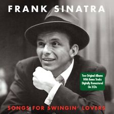 Frank Sinatra - Songs For Swingin' Lovers 2CD NEW/SEALED