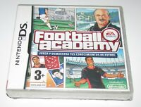 EA Sports Football Academy for Nintendo DS Brand New! Fast Shipping!