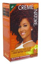 (2 Pack) CREME OF NATURE COLOR C31 VIVID RED KIT