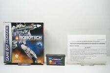 Robotech: The Macross Saga EUR - Nintendo Gameboy Advance - GBA - Nintendo Gameb
