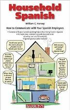 Household Spanish ( Harvey, William C. ) Used - VeryGood