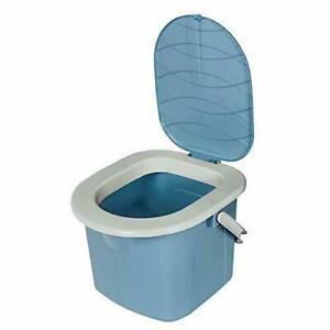 BranQ - Home essential Jungen Camping Toilet Mobile Toilet 15.5L
