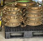 Antique brass porthole (round) (1)