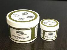 Microcrystaline Wax Polish (8 oz.)
