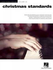 Christmas Standards Sheet Music Jazz Piano Solos Series Volume 45 Jazz 000172024