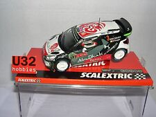 SCALEXTRIC A10217S300 CITROEN DS3 WRC #3 RALLY PORTUGAL K.MEEKE-P.NAGLE  MB