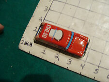 Vintage tin friction car: OVEN FRESH BREAD, marked japan, clean, light wear only