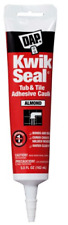 Dap 18013 Kwik-Seal All-Purpose Caulk, 5.5-Ounce, Almond