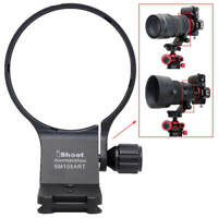 iShoot Lens Support Collar Tripod Mount Ring fr Sigma 100-400mm f/5-6.3 DG DN OS
