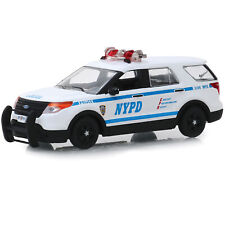 NYPD 2013 Ford Police Interceptor Utility