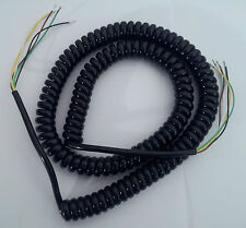 Spiralkabel Wendelleitung 5 x 0,25mm² f. Sektionaltor Rolltor Tor