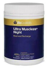 Ultra Muscleze Night - 400g