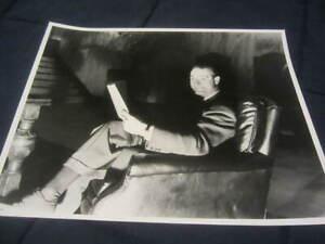 Lou Gehrig New York Yankees Baseball 11x14 George Brace Original Photo Hotel