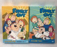 Family Guy Season 1, 2, & 3 DVD Box Set