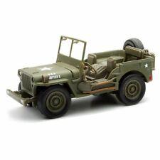 New Ray Newr61057 Jeep Willys Die-Cast 1/32