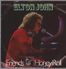 """7"""" Elton John Friends/Honey Roll 70`s Ariola Hansa DJM 10 099 at"""