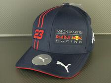 Aston Martin red bull racing replica alex Albon Driver cap 2020