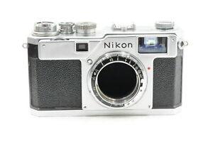 Nikon S4 Rangefinder Camera Body #709