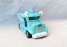 Tomy Tomica 2008 Disney Pixar Monsters Inc Jamboree Cruiser Car Toy