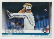 (25) Trent Thornton 2019 TOPPS UPDATE ROOKIE CARD LOT #US63 TORONTO BLUE JAYS