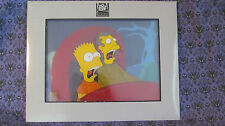 THE SIMPSONS ORIGINAL CEL 20TH CENTURY FOX SWEET SEYMOUR BAD ASSSS SONG
