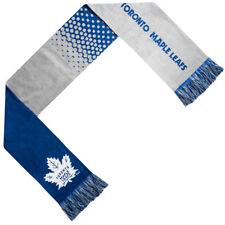 Toronto Maple Leafs NHL Fade Scarf Fan Schal Eishockey SVNHLFADETM blau neu