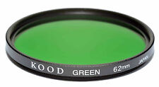 Kood Green Filter Made in Japan 62mm