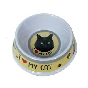 Cat Pet Bowl - Feeding Bowl - 14cm - 4 cats available