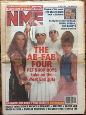 NME 21/5/1994 Pet Shop Boys/Absolutely Fabulous cover, Beastie Boys, Sleeper