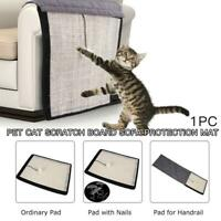 Cat Scratch Guard Mat Scratching Post Furniture Sofa Claw Protector Pet Tool